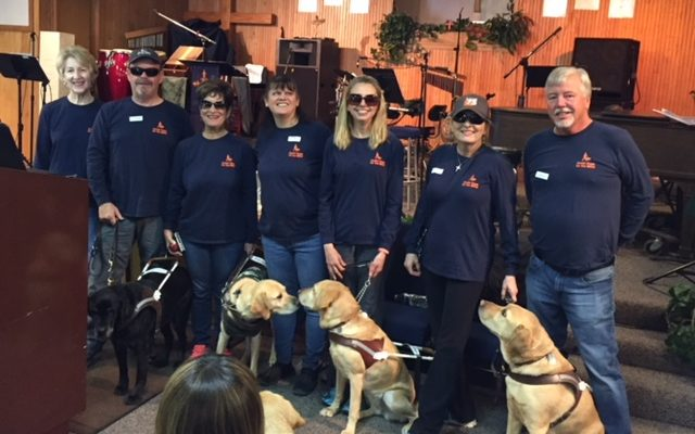 OC Guide Dogs Meeting Minutes January 27, 2018